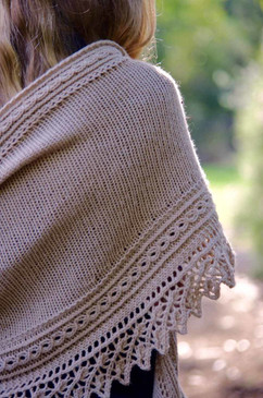 Oolong Shawl