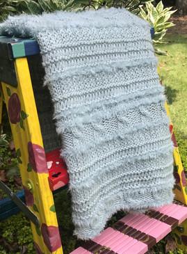 Yeti Confetti Blanket