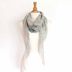 Delphinia Shawl - English Version