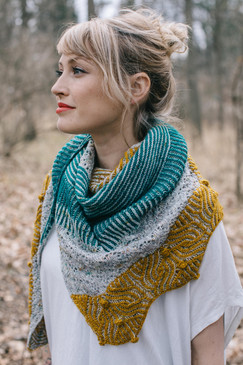 Baubles Shawl