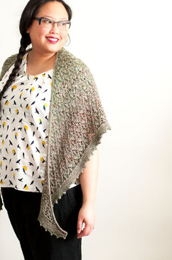 Sackville Shawl