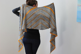Triginometry Shawl