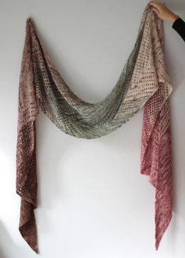 Walls (Circus) Shawl