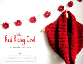 Little Red Riding Cowl