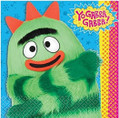 Yo Gabba Gabba! Birthday Party Luncheon Napkins