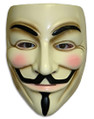 V for Vendetta Anonymous Mask Adult Costume Accessory