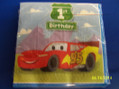 Disney's Cars 1st Birthday BN