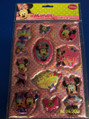 Minnie Mouse Puffy Stickers