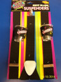 Let's Party Shot Glass Suspenders