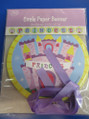 Castle Fun Princess Circle Paper Banner
