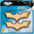 Batman Dark Knight Gold Batarangs