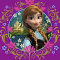 Disney's Frozen Birthday Party Luncheon Napkins
