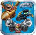 "Skylanders Birthday Party 9"" Square Dinner Plates"