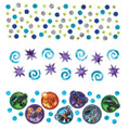 Skylanders Birthday Party Decoration Confetti 3-Pack