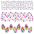 Disney Princess Sparkle Birthday Party Decoration Confetti 3-Pack