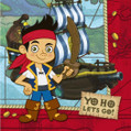Jake & the Never Land Pirates Party Luncheon Napkins