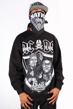 ACDC Connect Mens Crewneck Fleece