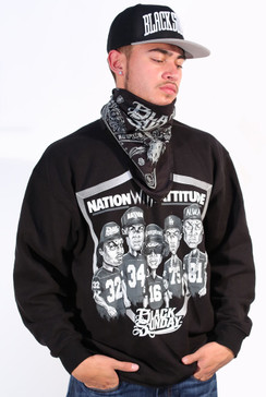 Dangerous Group Mens Crewneck Fleece