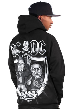 ACDC Connect Mens Pullover Hoodie