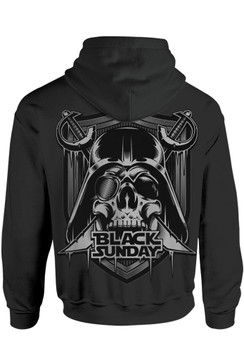 Dark Side Pullover Hoodie - Youth