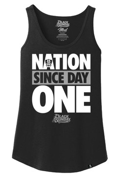 Day One Womens Flowy Tank Top