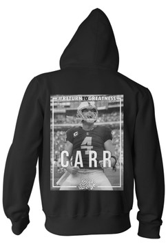 Carr Mens Pullover Hoodie