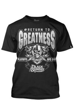 Greatness Mens Tee