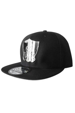 Metal Shield Hat