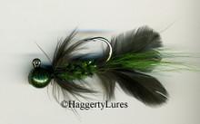 Black and Green Hellraiser Jig