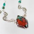 Cryscolla & Cuprite Necklace