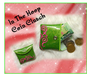 In The Hoop Coin Purse Embroidery Machine Design