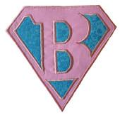 Diamond Alphabet 5x7 Applique Design For Embroidery Machine