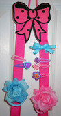 Ribbon Bow Holder