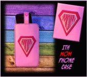 n The Hoop Mom Phone/Ipod Case Embroidery Machine Design
