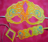 Princess Mask set 1