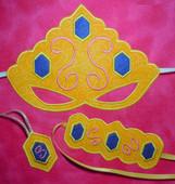 Princess mask set 2