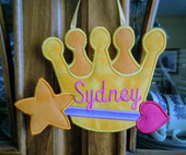 Princess Crown Sign