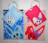 Eater Bunny Gift bag set