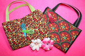 Hair Accessory Tote Set