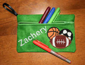 Pencil Case Sportball