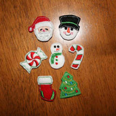 Felt Bits and Pieces Christmas