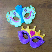 Princess Mask Set 3