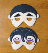 Vampire Mask Set