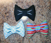 Beanbag Bow Tie In the Hoop Set