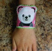 Panda party Bracelet and Napkin holder Design