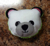 Panda Party Bean Bag Design