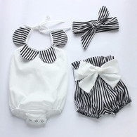 Black & White Summer Set