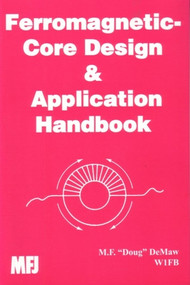 Ferromagnetic Core Design & Application Handbook - Front