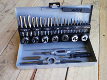 Tap & Die Set 32pc METRIC