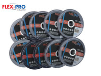 "CUTTING DISC 5"" (125mm) Ultra Thin BOX OF 100 INDUSTRIAL QUALITY"